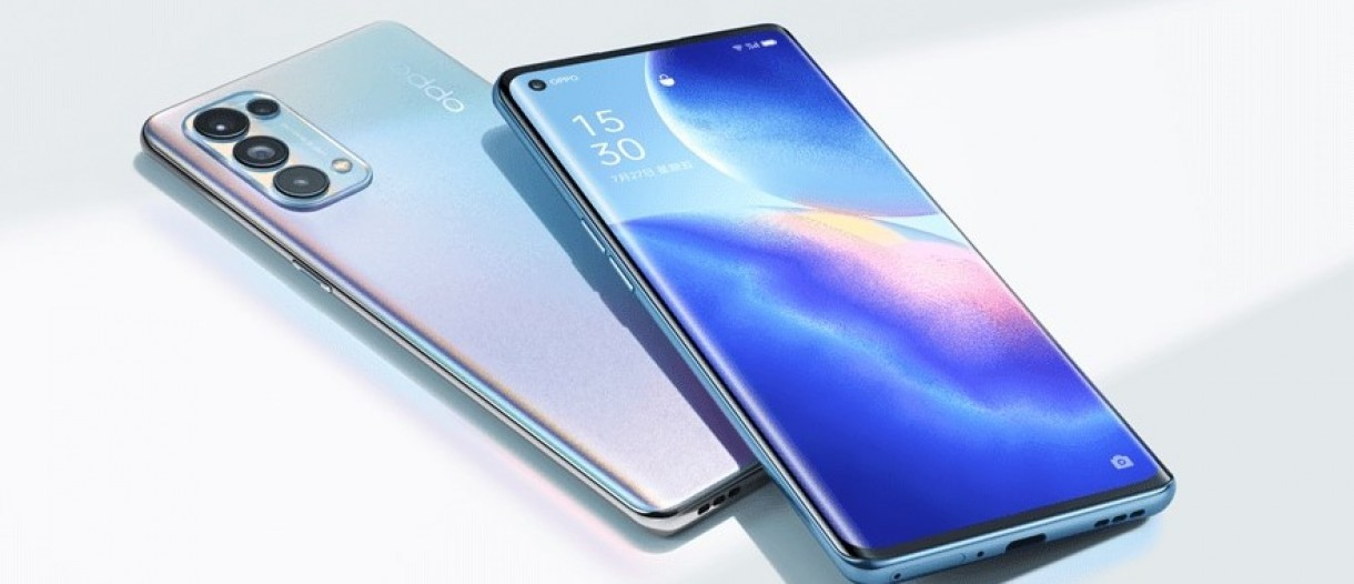 OPPO Reno 5 Pro + could come to Pakistan soon.