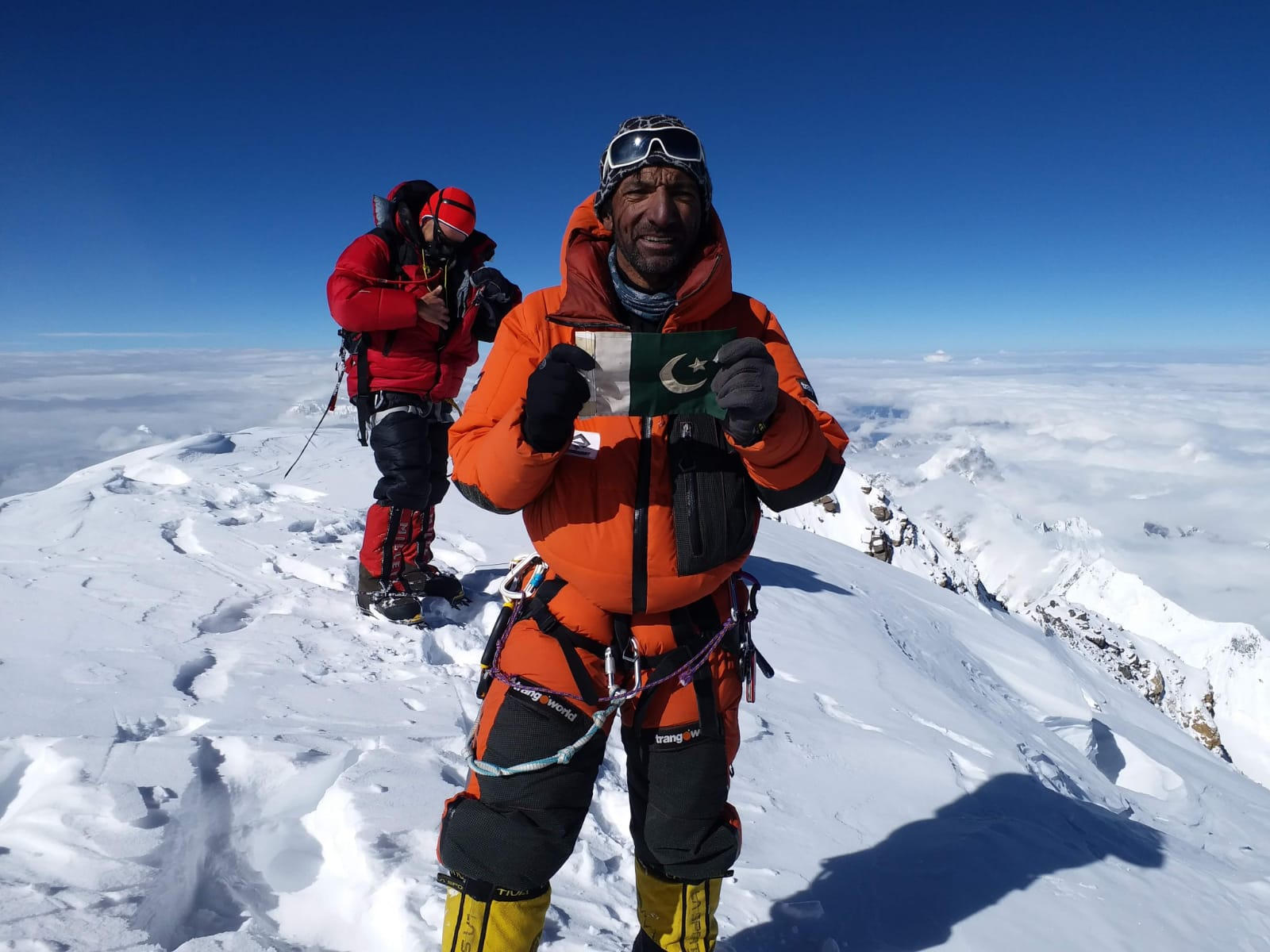 #A BIG LOSS FOR PAKISTAN NATION,ALI SADPARA THE PAKI MOUNTAIN CLIMBER IS OFFICALY DECLARED DEAD.
