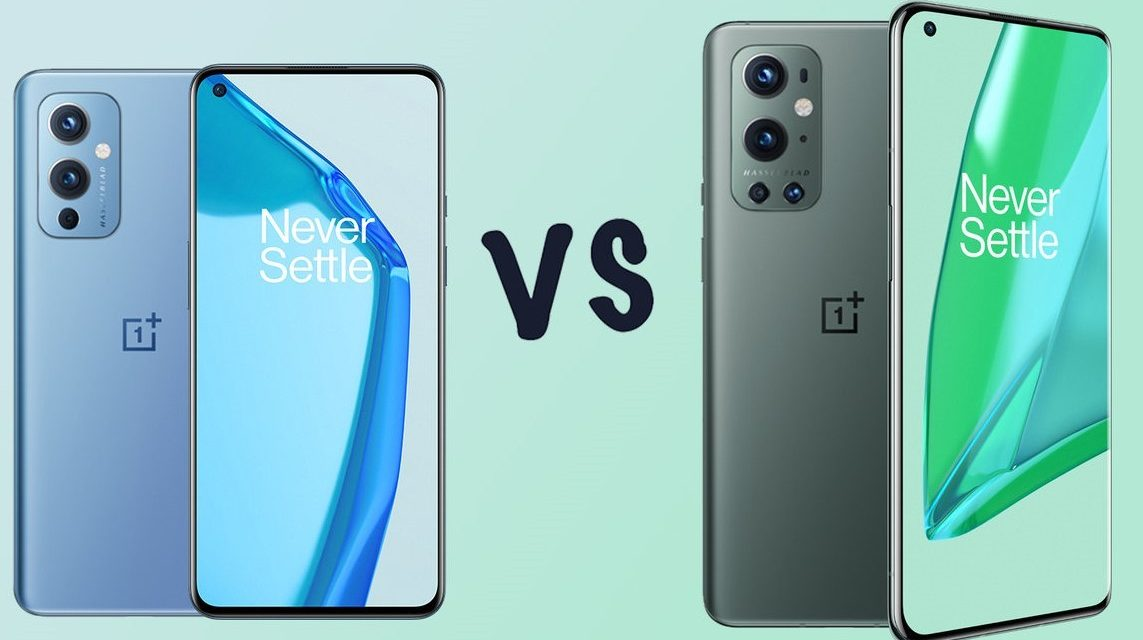 OnePlus 9 and 9 Pro officially launched with snapdragon 888.03\27\2021