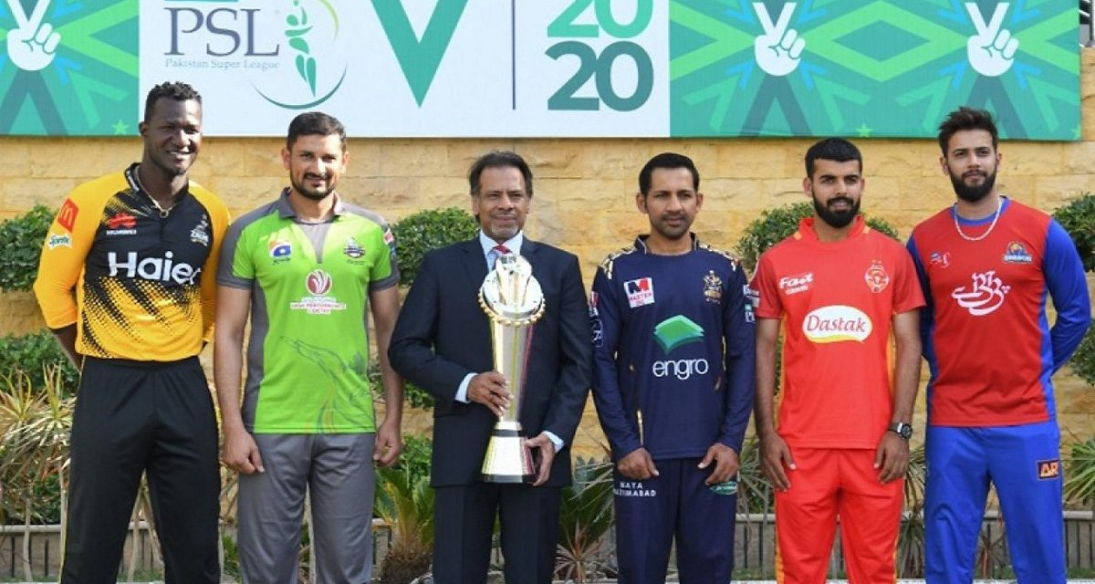 Breaking News: PSL 2021 delay due to COVID-19 epidemic.