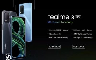 Finally Realme 8 5G Launched With Huge Battery and 90 Hz Refresh Rate.